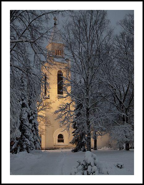 Joutseno Church - Joutseno, Southern Finland