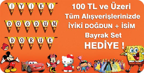 Hepsi Parti : Mickey Mouse Afiş | MICKEY MOUSE Partisi
