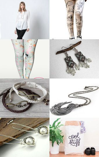 WHITE  by Yael Admoni on Etsy--Pinned with TreasuryPin.com