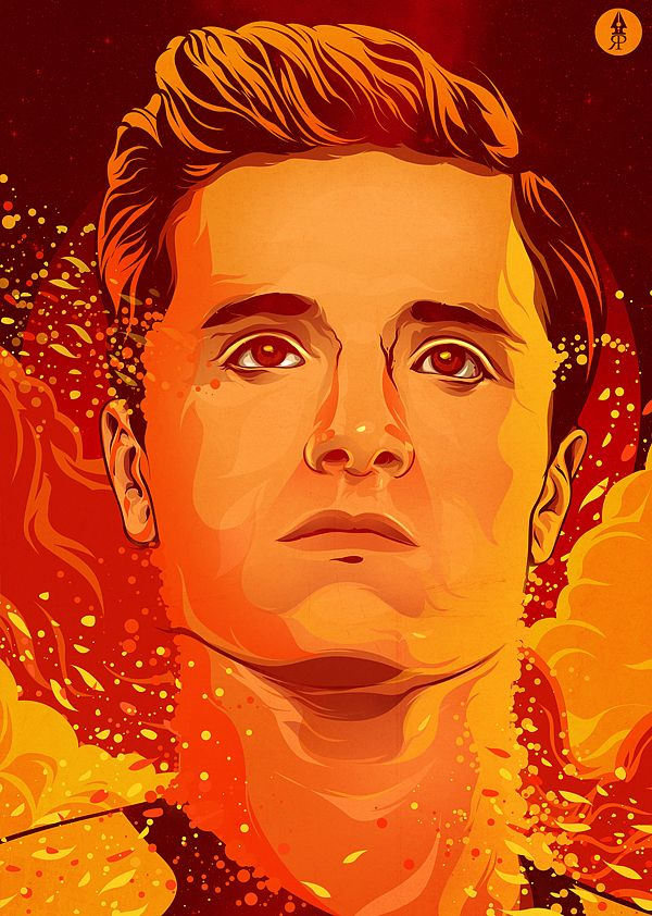 The Hunger Games: Catching Fire Project by Ryan Jimenez
