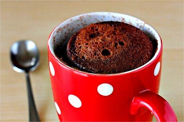 MUG CAKES: 5 Express-Rezepte für Tassenkuchen