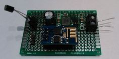 Temperature data logger based on ESP8266 and DS18B20 1-Wire temperature sensor.Just only $5 ESP-01 board and DS18B20 sensor.Software is written in LUA language and...