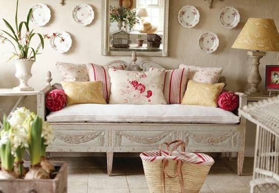 1000 images about french country shabby chic cottage - Estilo shabby chic decoracion ...
