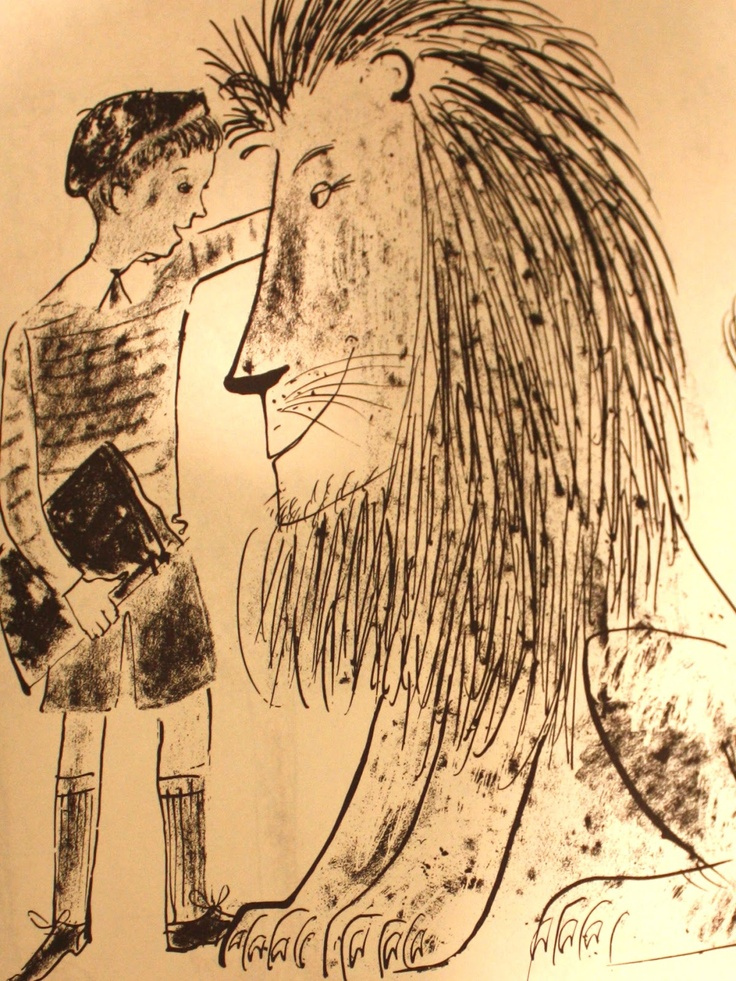 The Happy Lion - I read this to my daughter every night.