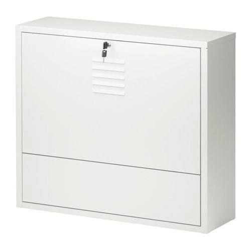 Best 25 wall mounted desk ideas on pinterest desk on for Wall mounted desk ikea
