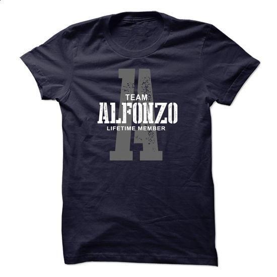 Alfonzo team lifetime ST44  - #funny shirt #sweater and leggings. SIMILAR ITEMS => https://www.sunfrog.com/LifeStyle/Alfonzo-team-lifetime-ST44-.html?68278