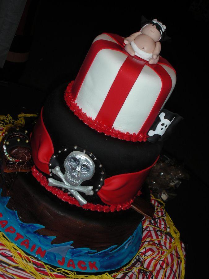 cute pirate baby shower cake pirate baby pirate theme shower baby baby