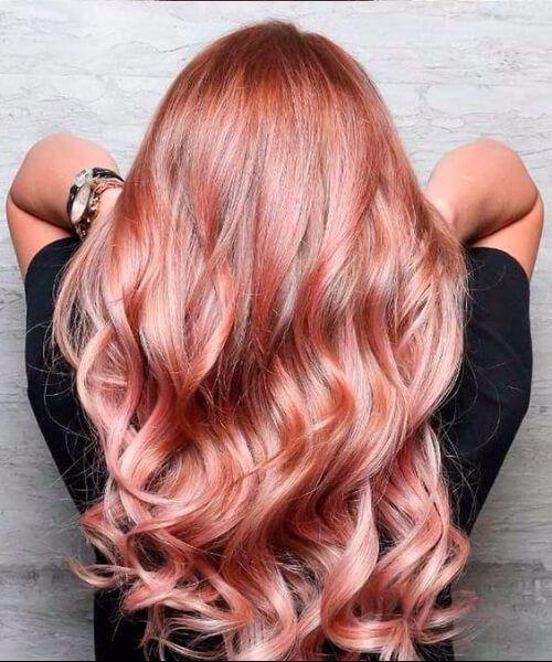 50 Leckere Herbsthaarfarben Hair Haarfarben Herbst Haare Und