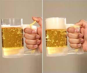 Beer Foam Making Mug $46.00: Food And Drinks, Beer Head, Amazing Things, Bears Foam, Head Foam, Cool Ideas, Beer Humor, Food Drinks, Beer Foam