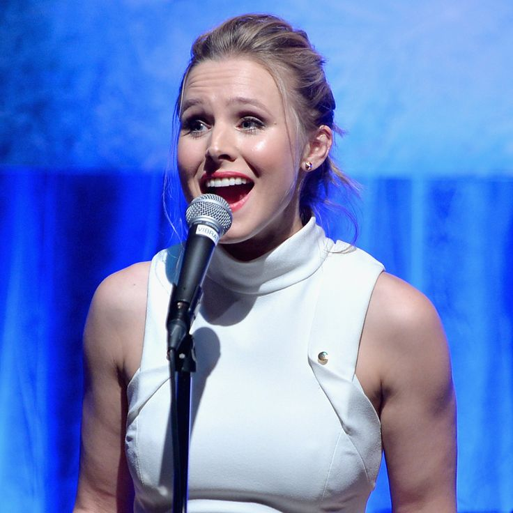 """Kristen Bell Just Suddenly Made Everyone Forget About Frozen's """"Let It Go"""""""