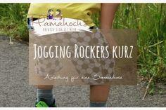 Nähanleitung Jogging Rockers kurz