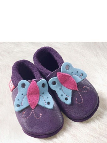 Great eco shoes for tiny earth lovers by POLOLO. Available at www.tinyearthlovers.com