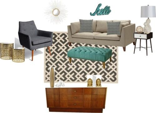 Living Room Mood Board Renter Decorating House FurnitureFort WorthMood Boards