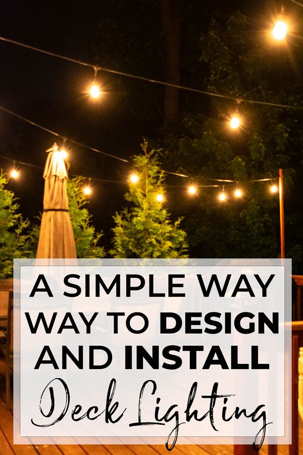 Pin On Cabin Deck Ideas