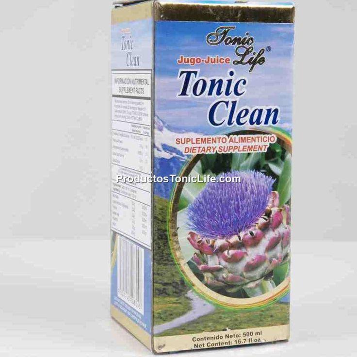 Tonic Clean contra la cándida albicans. Ingredientes de Tonic Clean:  Noni Uña de gato Cartílago de tiburón Canceina Zarzaparrilla Caléndula Mangostán Sello de oro Milk thistle Alcachofa Boldo