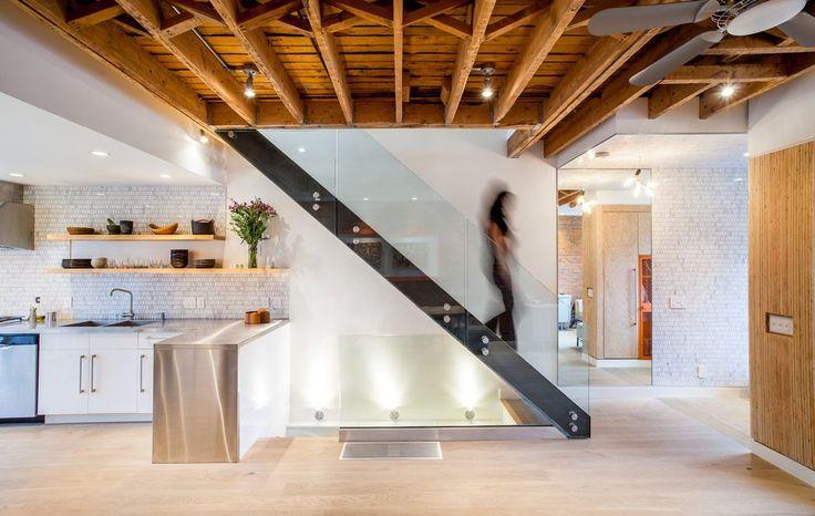 Basement Stair Lighting Pendant: 25 Best Basement Exposed Joist Lighting Images On