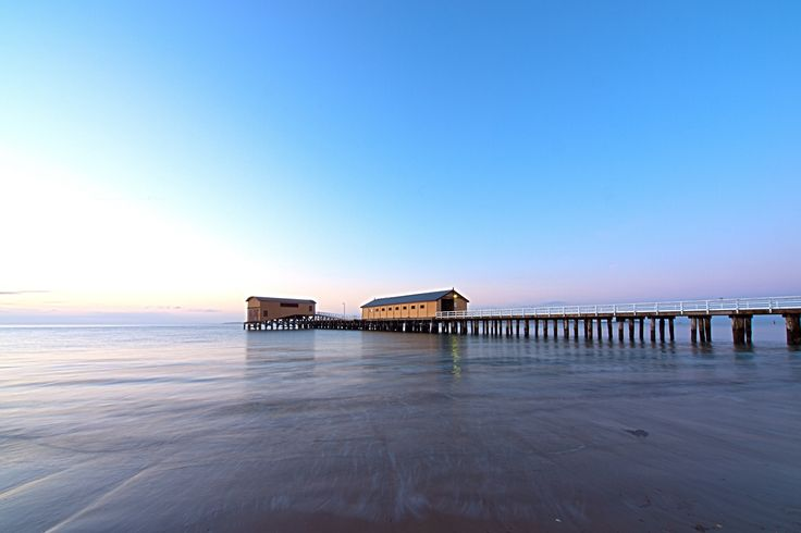 Queenscliff Pier and Historic Sheds by John Sharp / 500px