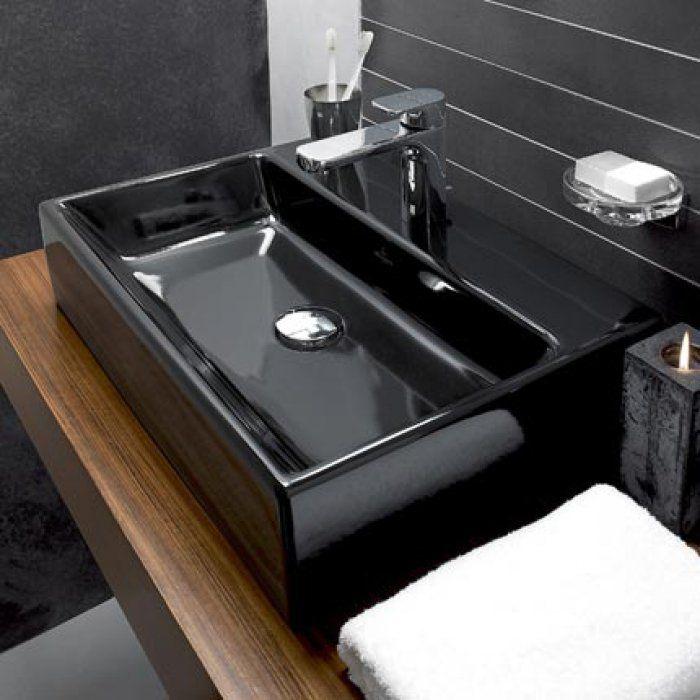 17 best images about j 39 aime ma salle de bain on pinterest toilets grey bathrooms and vanities - Baignoire volta villeroy et boch ...