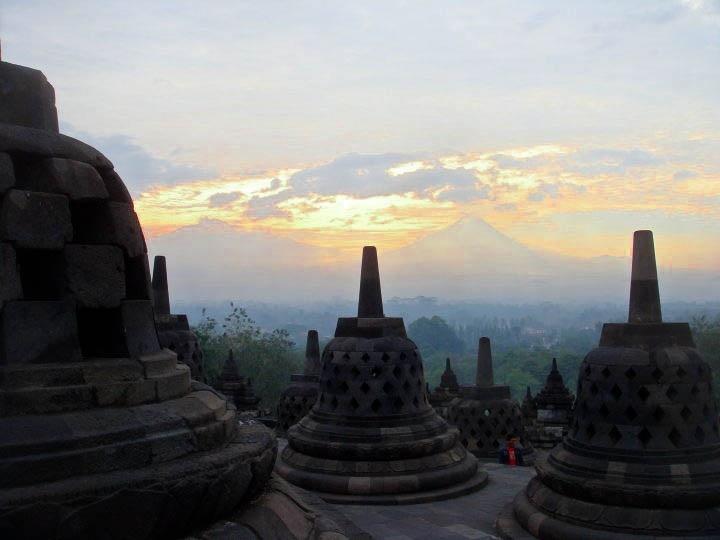 Good Mornng Sunshine.Yogyakarta