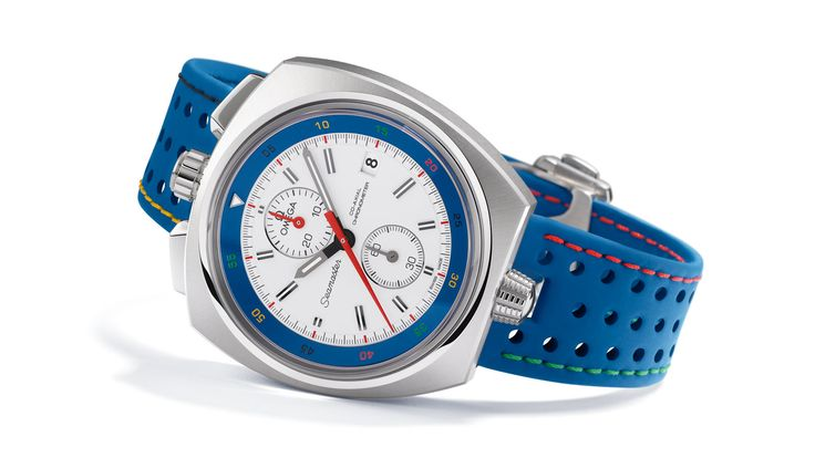 Omega Watches theOfficial Timekeeper for the Olympic Games Govberg Jewelers