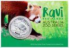 2018 Australia Zoo - Ravi the Red Panda 1 oz Silver $1 Coin GEM BU OGP SKU51988 Buy now! #redpanda #australiazoo #silvercoin