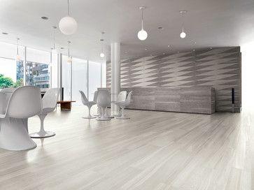 Light wood look floor tile - modern - floor tiles - los angeles - Tileshop