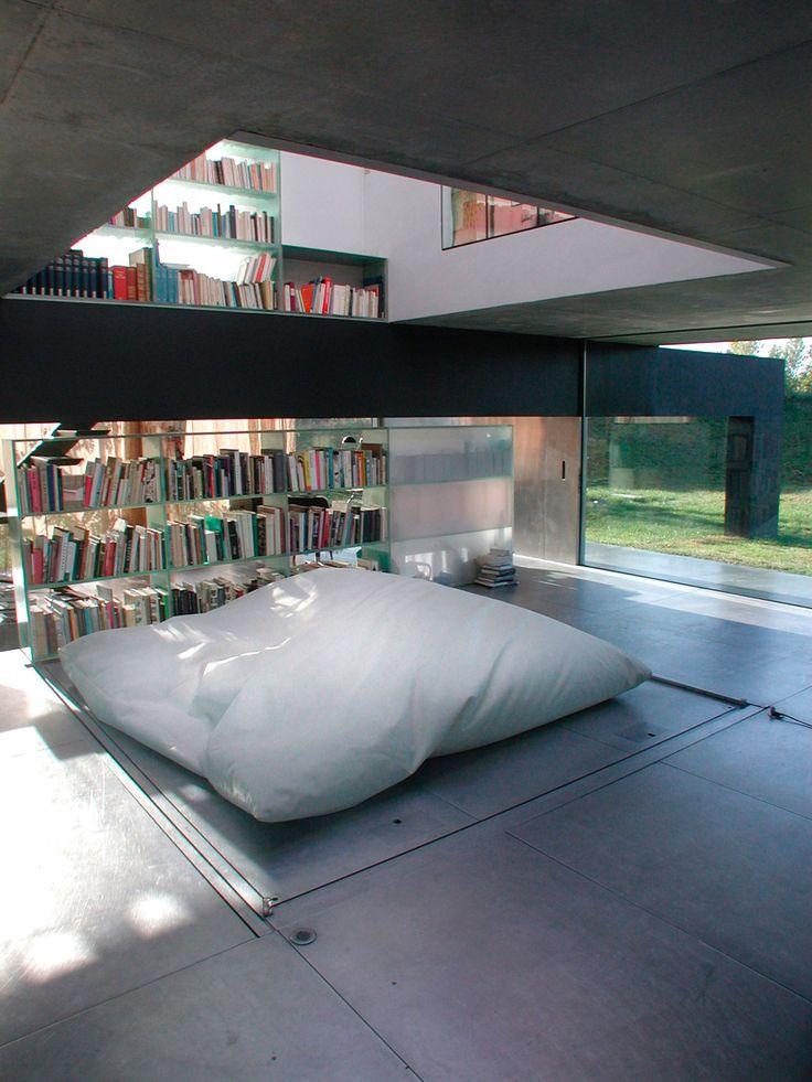 OMA - Rem Koolhaas | Maison à Bordeaux | Burdeos, Francia | 1994-1998 | Divisar