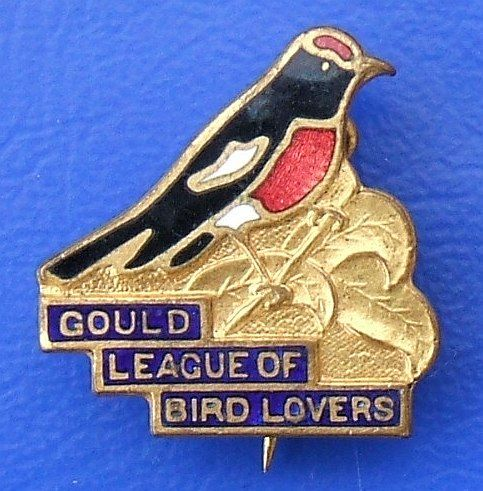 Gould League of Bird Lovers, Victoria, Australia