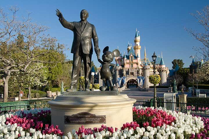 Disneyland Park & Disney California Adventure