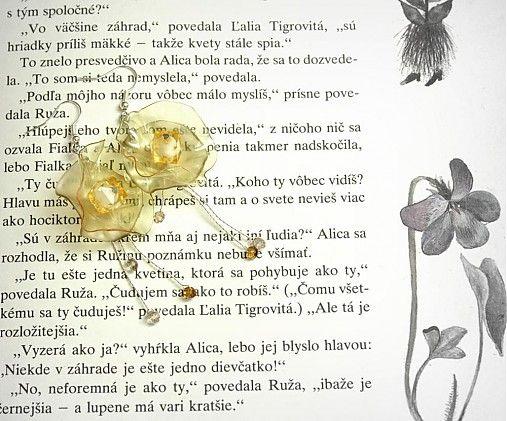 Balka / Alica v krajine zázrakov VI. (V záhrade živých kvetov)