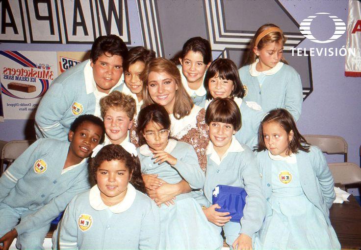 Te presentamos cómo a cambiado cada uno de los miembros del elenco de la telenovela Carrusel de niños