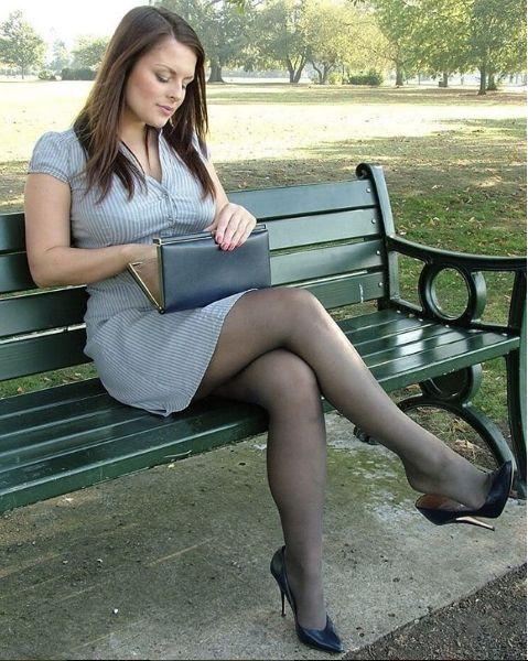 women in pantyhose Photos of