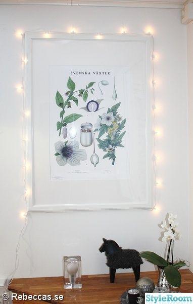 Inspiration för ljusslinga (19 bilder)