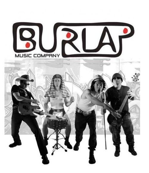 Magnetized Productions presents Burlap with Guest Friction Project & Rjam  OCT 10 JOE'S APARTMENT