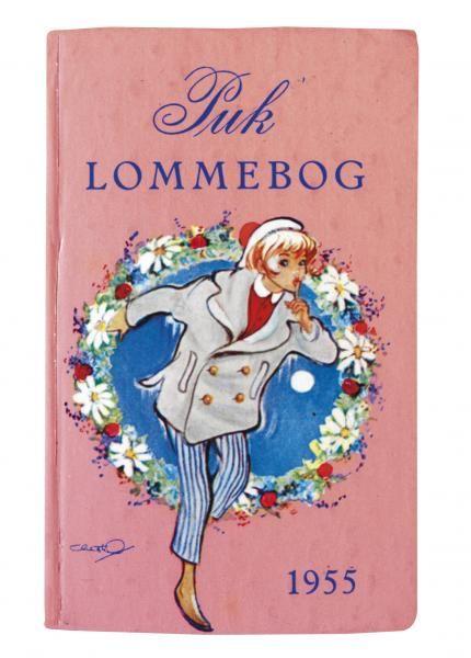 Med Puk-bøgerne følger en lang række tilknyttede produkter, som lommebøger.