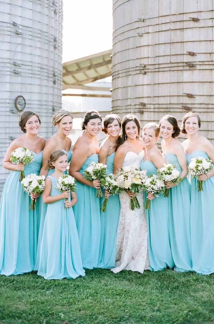 638 best Wedding Bridesmaid Dresses images on Pinterest | Brides ...