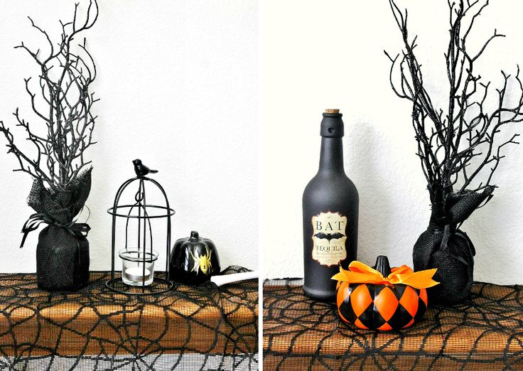 Simple Halloween + Dia De Los Muertos Ideas On A Budget #DoingThe99 #99YourHalloween #AD