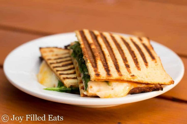 Low Carb With A Chipotle Twist Yes Please Panini Recipes