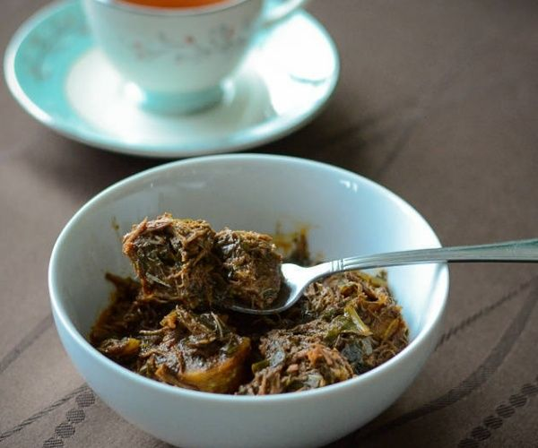 how to make beef soup jamaican style
