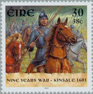 Ireland Stamp - Irish Soldiers