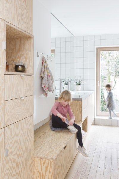 BINNENKIJKEN. Uitgewoonde bel-etage wordt modern betonhuis - De Standaard: http://www.standaard.be/cnt/dmf20170317_02785023