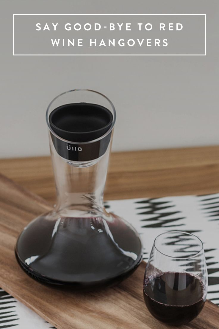 Have your wine and drink it too (headache-free) with this genius hack.