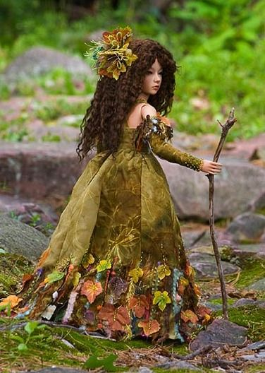 Make a Mother Nature Costume   Mother Nature