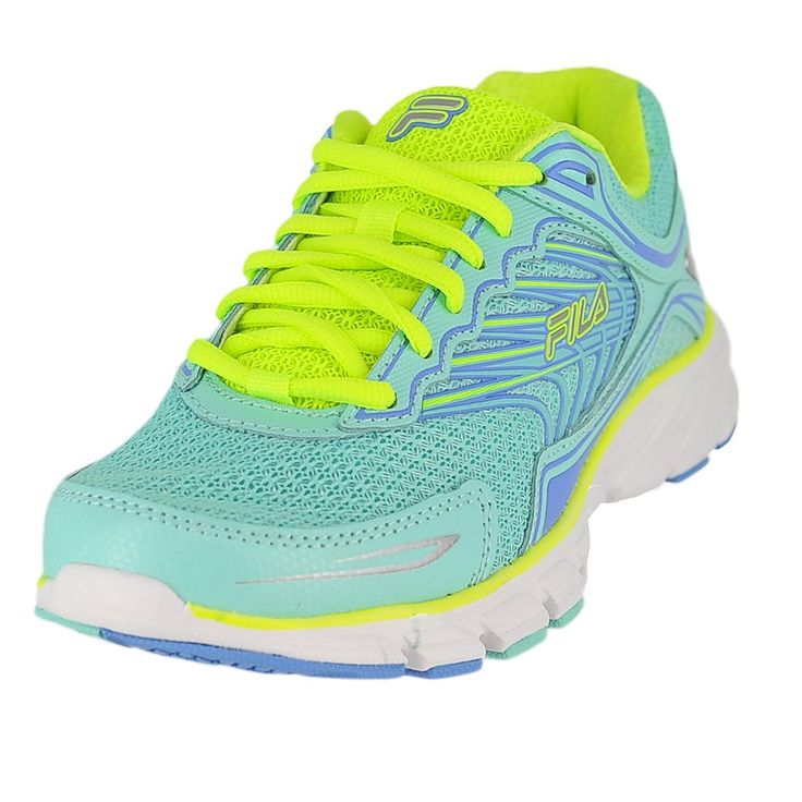 Fila Women's Memory Maranello 4 Running Shoe >>> Additional details at the  pin image