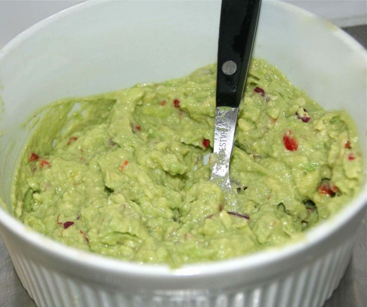 Beste guacamole recept ever