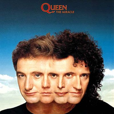 """Queen """"The miracle"""" (1989)"""
