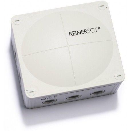Access Box IP 65  zur Steuerung von Zutrittsberechtigung an Türen   #Zutrittskontrolle #timeCard #Reiner SCT