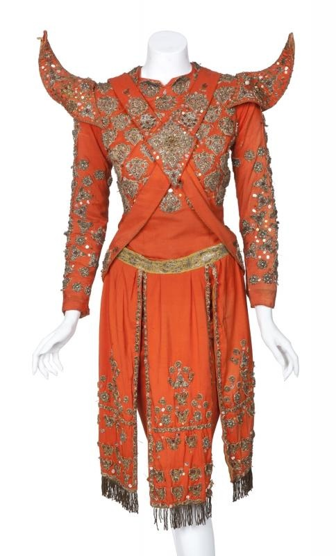 DANCER COSTUME FROM THE KING AND I