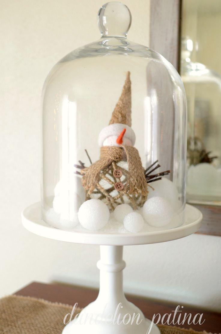 Apothecary Jars Christmas Decorations