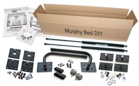 murphy-bed-diy-kit-queen-size-$269
